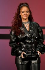 RIHANNA at 2019 Bet Awards in Los Angeles 06/23/2019