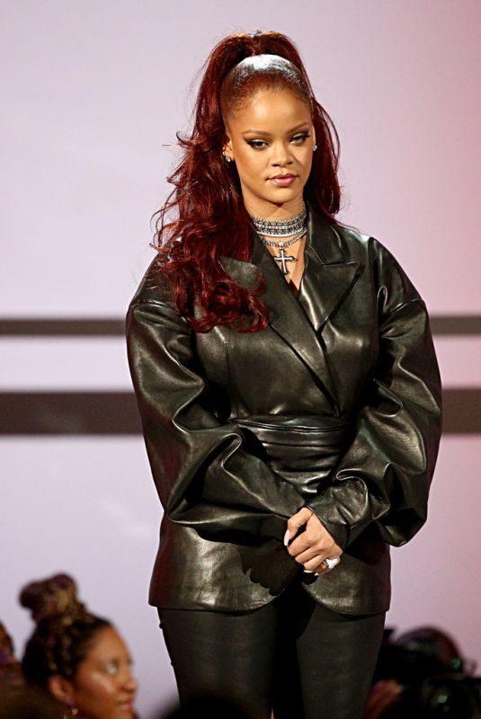 RIHANNA at 2019 Bet Awards in Los Angeles 06/23/2019