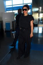 RIHANNA at JFK Airport in New York 06/12/2019