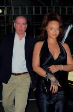 RIHANNA Night Out in New York 06/11/2019
