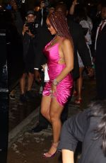 RIHANNA Night Out in New York 06/18/2019