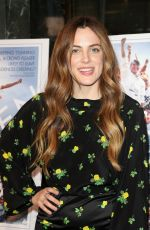 RILEY KEOUGH at Maiden Premiere at Linwood Dunn Theate in Los Angeles 06/14/2019
