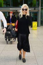 RITA ORA at Heathrow Airport in London 06/07/2019