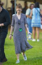 ROSE LESLIE and CAREY MULLIGAN at All Points East Music Festival in London 06/03/2019