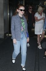 SADIE SINK Arrives at Today Show in New York 06/14/2019