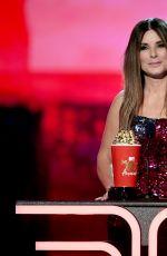 SANDRA BULLOCK at 2019 MTV Movie & TV Awards in Los Angeles 06/15/2019