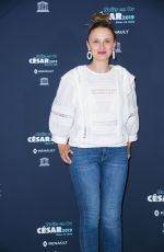 SARA FORESTIER at Les Nuits en Or 2019 Photocall in Paris 06/17/2019