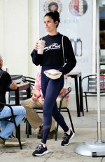SARA SAMPAIO Out and About in Los Angeles 06/24/2019