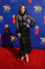 SARAH RAMOS at 2019 MTV Movie & TV Awards in Los Angeles 06/15/2019