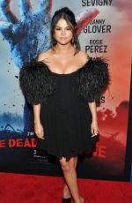 SELENA GOMEZ at The Dead Don