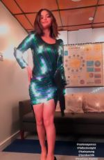 SELENA GOMEZ Dancing 06/11/2019 Instagram Pictures and Video