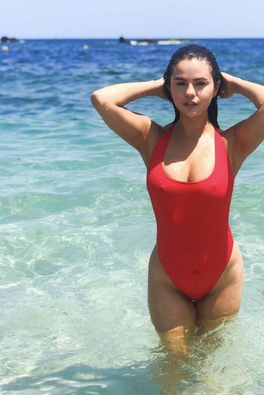 SELENA GOMEZ – Krash Swimwear 2019 Campaign