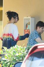 SELENA GOMEZ Leaves a Dermatologist Office in Los Angeles 06/19/2019