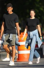 SHAILENE WOODLEY and Ben Volavola Out and About in New York 06/10/2019