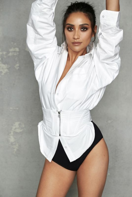 SHAY MITCHELL for Gritty Pretty Magazine, Issue 19