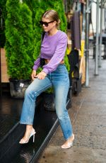 SOFIA RICHIE Out and About in New York 06/18/2019