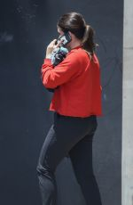 SOPHIA BUSH Out in West Hollywood 05/31/2019