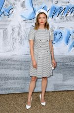 SOPHIE COOKSON at Serpentine Gallery Summer Party in London 06/25/2019