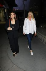 SOPHIE SIMMONS and SHANNON TWEED Night Out in Los Angeles 06/05/2019