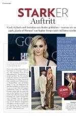 SOPHIE TURNER in Salzburg Look Magazine, June 2019