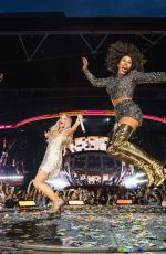 SPICE GIRLS Perform at Their Spice World Tour at Wembley Stadium 06/20/2019