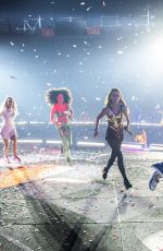 SPICE GIRLS Perform at Their Spice World Tour in Sunderland 06/08/2019