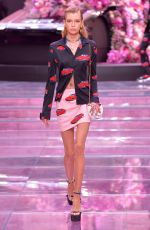 STELLA MAXWELL at Versace Fashion Show in Milan 06/15/2019