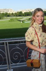 SYDNEY SWEENEY at Miu Miu Club Event in Paris 06/29/2019