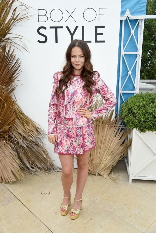 TAMMIN SURSOK at Summer 2019 Box of Style by Rachel Zoe Launch in Beverly Hills 06/18/2019