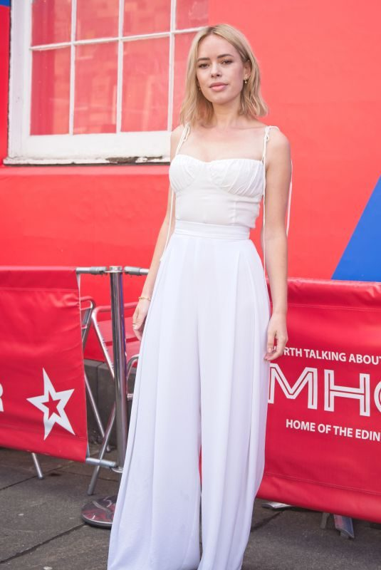 TANYA BURR at Hurt by Paradise Premiere at Edinburgh International Fil Festival 06/20/2019