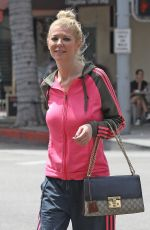 TARA REID Out for Breakfast in Beverly Hills 06/11/2019