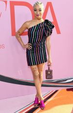 TATI GABRIELLE at CFDA Fashion Awards in New York 06/03/2019