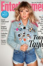 TAYLOR SWIFT in Entertainment Weekly, May 2019 Issue