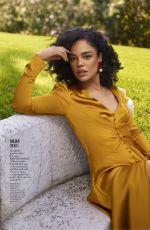 TESSA THOMPSON in Marie Claire Magazine, July 2019