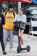 THYLANE BLONDEAU and MIlane Meritte Out in West Hollywood 06/21/2019