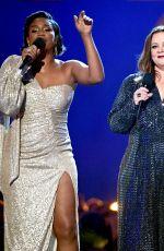 TIFFANY HADDISH, MELISSA MCCARTHY and ELISABETH MOSS at 2019 MTV Movie & TV Awards in Los Angeles 06/15/2019