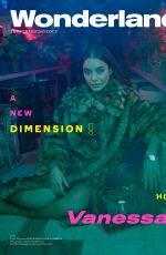 VANESSA HUDGENS in Wonderland Magazine, Summer 2019