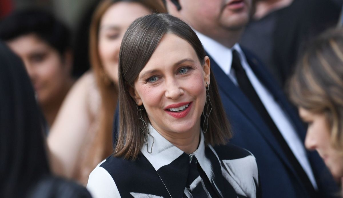 VERA FARMIGA At Annabelle Comes Home Premiere In Westwood