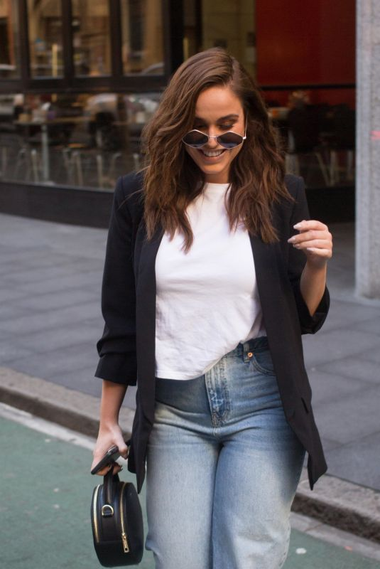 VICKY PATTISON Out and About in Sydney 06/23/2019