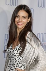 VICTORIA JUSTICE at Summer Night Screening at 2019 Rom Con Fest Los Angeles 06/21/2019