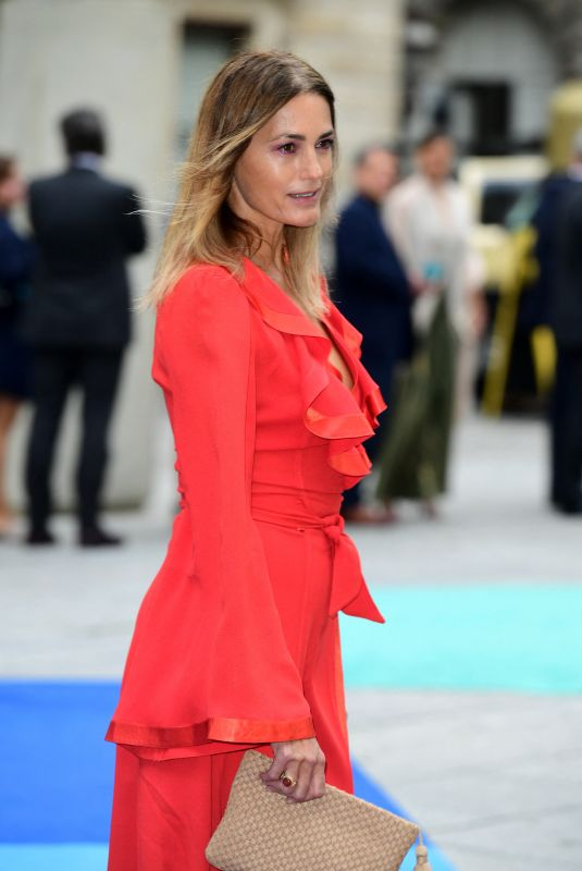YASMIN LE BON at Royal Academy of Arts Summer Exhibition Preview Party in London 06/04/2019