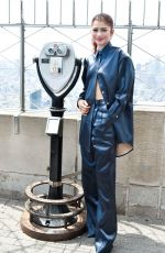 ZENDAYA at Spider-man: Far from Home Photocall at Empire State Building in New York 06/24/2019