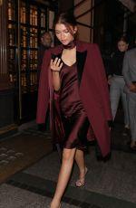 ZENDAYA COLEMAN Leaves Cartier Store in London 06/19/2019
