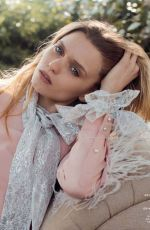 ABBEY LEE KERSHAW in Vogue Magazine, China July 2019