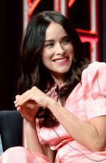 ABIGAIL SPENCER at 2019 Summer TCA Press Tour in Beverly Hills 07/26/2019