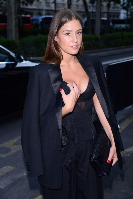 ADELE EXARCHOPOULOS at Vogue Paris Foundation Gala in Paris 07/02/2019