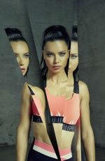 ADRIANA LIMA for Puma July 2019 Campaig