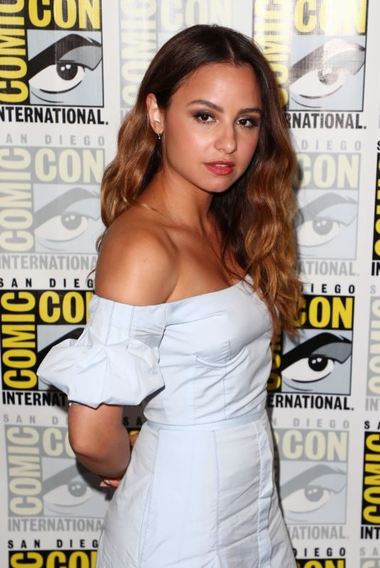 AIMEE CARRERO at She-ra and the Princesses of Power Panel at 2019 San Degio Comic-con 07/19/2019
