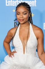 AJIONA ALEXUS at Entertainment Weekly Party at Comic-con in San Diego 07/20/2019