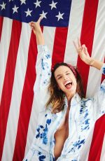 ALESSANDRA AMBROSIO - Independence Day Photoshoot - Instagram Pictures 07/04/2019